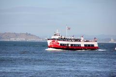 Haven Koningin Passagiersschip van Rode en Witte Vloot royalty-vrije stock afbeelding