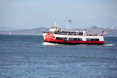 Haven Koningin Passagiersschip van Rode en Witte Vloot stock afbeeldingen