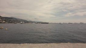Haven in Monte Carlo 4K stock videobeelden