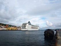 Haven in Stavanger Stock Afbeeldingen