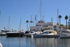 Haven in Tunis Royalty-vrije Stock Fotografie