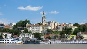 TheÂhaven van Belgrado Stock Fotografie