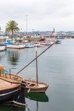 Haven van Ferrol Stock Afbeelding