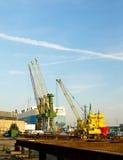 Haven van Gdynia Royalty-vrije Stock Fotografie