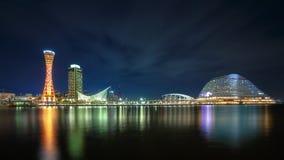 Haven van Kobe stock foto
