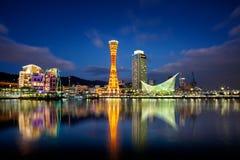 Haven van Kobe royalty-vrije stock afbeelding