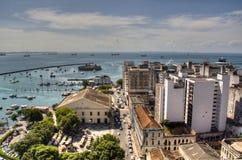 Haven van Salvador Stock Afbeelding