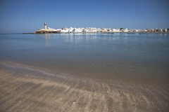 Haven van Sur, Oman Royalty-vrije Stock Foto's