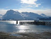 Haven van Valdez Royalty-vrije Stock Fotografie