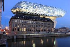Havenhuis building in Belgium