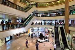 Havenstad, Hong Kong Stock Fotografie