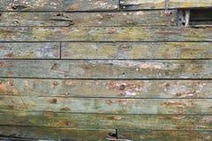 haveri för fartygbredsidafiske Arkivbilder