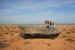 haveri för fartygdungenessfiske Royaltyfri Bild