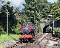 Haverthwaite Railway Station Royalty Free Stock Photos