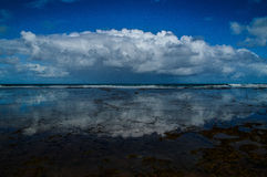 Havet Arkivbild