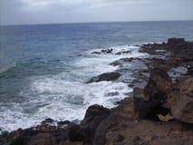 Havet Fotografering för Bildbyråer