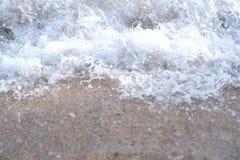 Havet bubblar arkivfoton