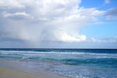 Havet landskap Arkivfoton