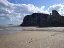Havet och stenarna Royaltyfria Bilder