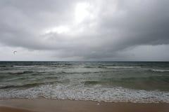 Havet på kusten av Vietnam Royaltyfri Foto
