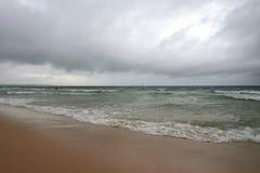 Havet på kusten av Vietnam Fotografering för Bildbyråer