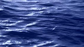 Havet på regn lager videofilmer
