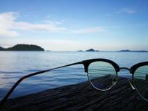 havet ser royaltyfri fotografi