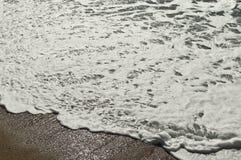Havet skummar royaltyfri foto