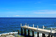 Havet Thailand Royaltyfria Foton