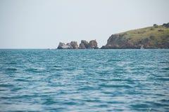 Havet vaggar Arkivbilder