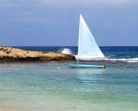 Havet vaggar royaltyfria bilder