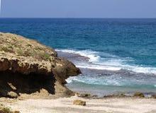 Havet vaggar royaltyfri foto