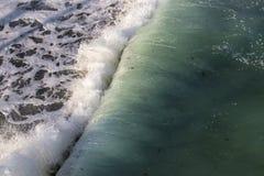 Havet vinkar Royaltyfri Foto