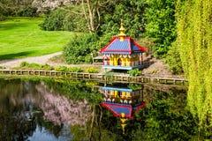 Havezate σε Oldenzaal οι Κάτω Χώρες Στοκ φωτογραφίες με δικαίωμα ελεύθερης χρήσης