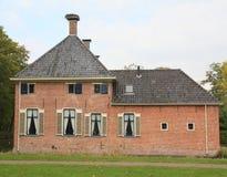 Havezate Mensinge在罗登 荷兰 免版税库存图片