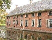 Havezate Mensinge在罗登 荷兰 库存照片