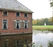 Havezate Mensinge em Roden netherlands fotografia de stock