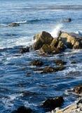 Havfärgstänk Arkivfoton