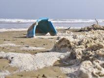 Havförorening Royaltyfri Fotografi