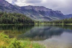 Haviland湖,科罗拉多 免版税库存照片