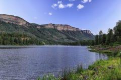 Haviland Lake, Colorado fotografie stock libere da diritti