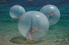 Having fun in Croatia Royalty Free Stock Photo