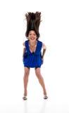 Having fun and dancing Stock Image