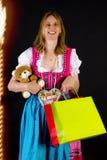 Having fun at kermis Royalty Free Stock Photo