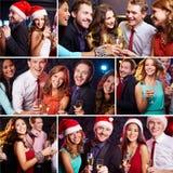 Having party Royalty Free Stock Photos