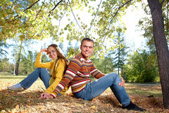 Having rest Royalty Free Stock Photography