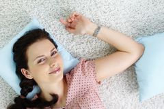 Having rest Royalty Free Stock Images
