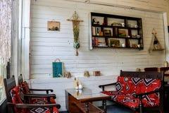 Warm room at Dalat city royalty free stock photos