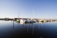 Havn en Dinamarca Foto de archivo
