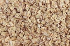 Havremjöl sund mat bakgrund eller texturerar royaltyfri foto